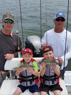 Texas Crappie Fishing Service 2